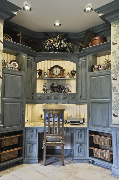 terrific french colonial kitchen   French Country Kitchen - Colonial Craft Kitchens