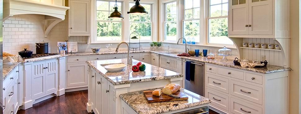 Beach House Style Kitchen
