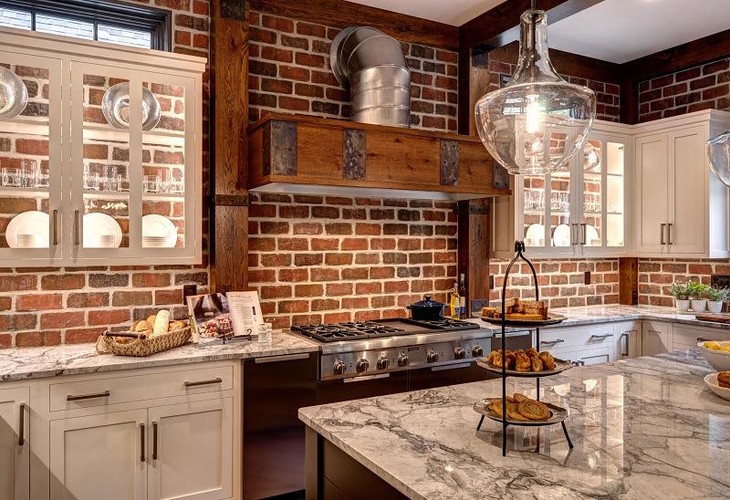 Contemporary Rustic Warehouse Kitchen